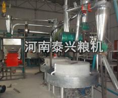 2+1式石磨面粉机
