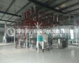 河南濮阳7组石磨面粉机械安装案例