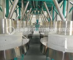 大型石磨面粉加工设备